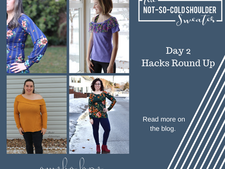 Not So Cold Shoulder Hacks - Day 2