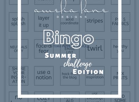 ALDbingo Summer Challenge Edition