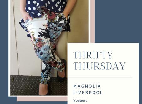 Thrifty Thursday Part 2 - Magnolia Yoggers