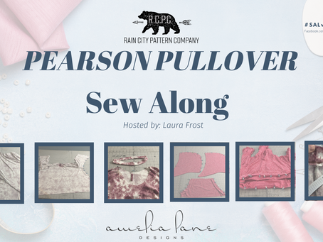 Sew Along with ALD: Rain City Patterns Pearson Pullover
