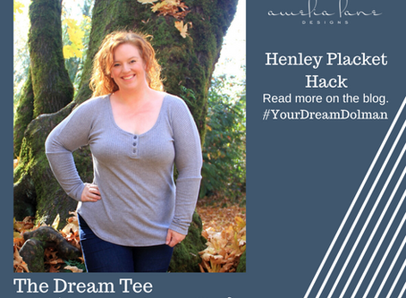Hacking a Henley: The Dream Tee