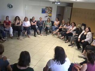 Usposabljanje za delo z otroki in mladostniki beguncev in migrantov ter otroki in mladostniki brez s