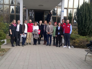 2. Projektni sestanek Erasmus+ KA2 na Hrvaškem