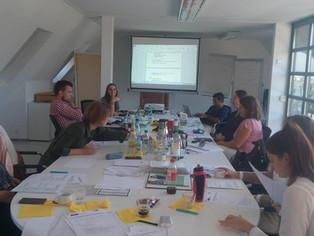 Projektni sestanek v Nemčiji