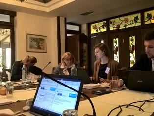 1. strokovno usposabljanje in ogled primerov dobrih praks v Republiki Makedoniji
