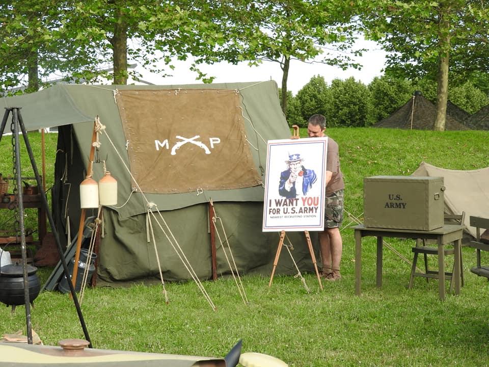 0009 Military Police USA 79TH MEMORY GROUP