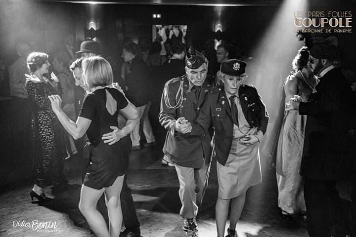 0012 Dancing en 1944 79TH MEMORY GROUP