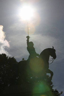 0004 Monument Lafayette 79TH MEMORY GROU