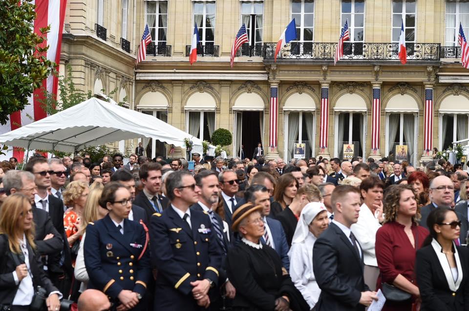 Ambassade des ETATS UNIS 79TH M-G
