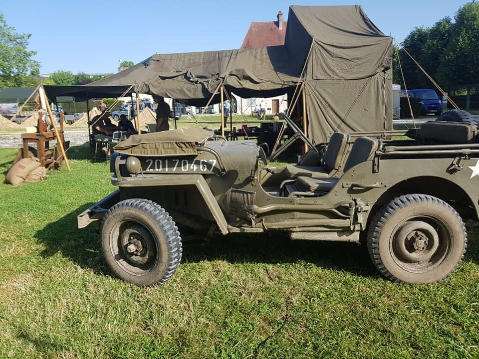 0017 JEEP MB 79TH MEMORY GROUP