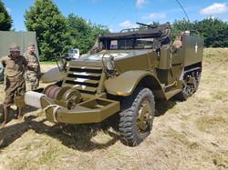 0004 Vehicule US 1944 79TH MEMORY GROUP.