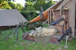 0007 Armory US WW2 79TH MEMORY GROUP