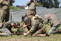 0034 Mortier US 1944 79TH MEMORY GRO
