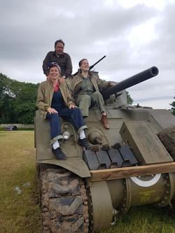 0020 M4 Sherman 79TH MEMORY GROUP