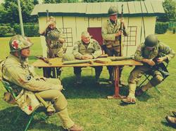 0005 GI'S 1944 79TH MEMORY GROUP
