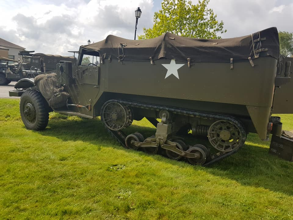 0001 Half track 79TH MEMORY GROUP