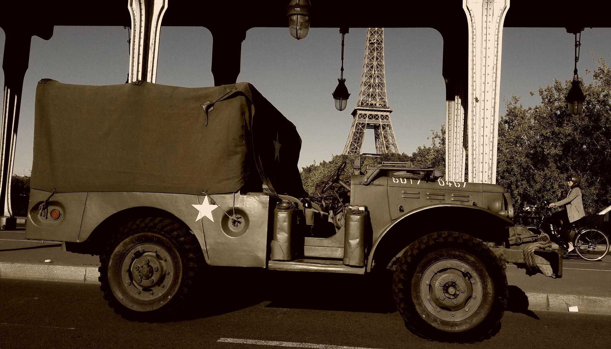 0022 Paris en 1944 79TH MEMORY GROUP
