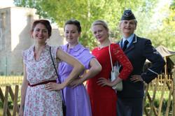 0005  femmes 1940 79TH MEMORY GROUP