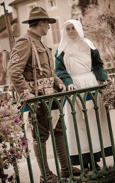ORGERUS (78) CENTENAIRE DE 1918 LE 8&9 SEPTEMBRE 2018
