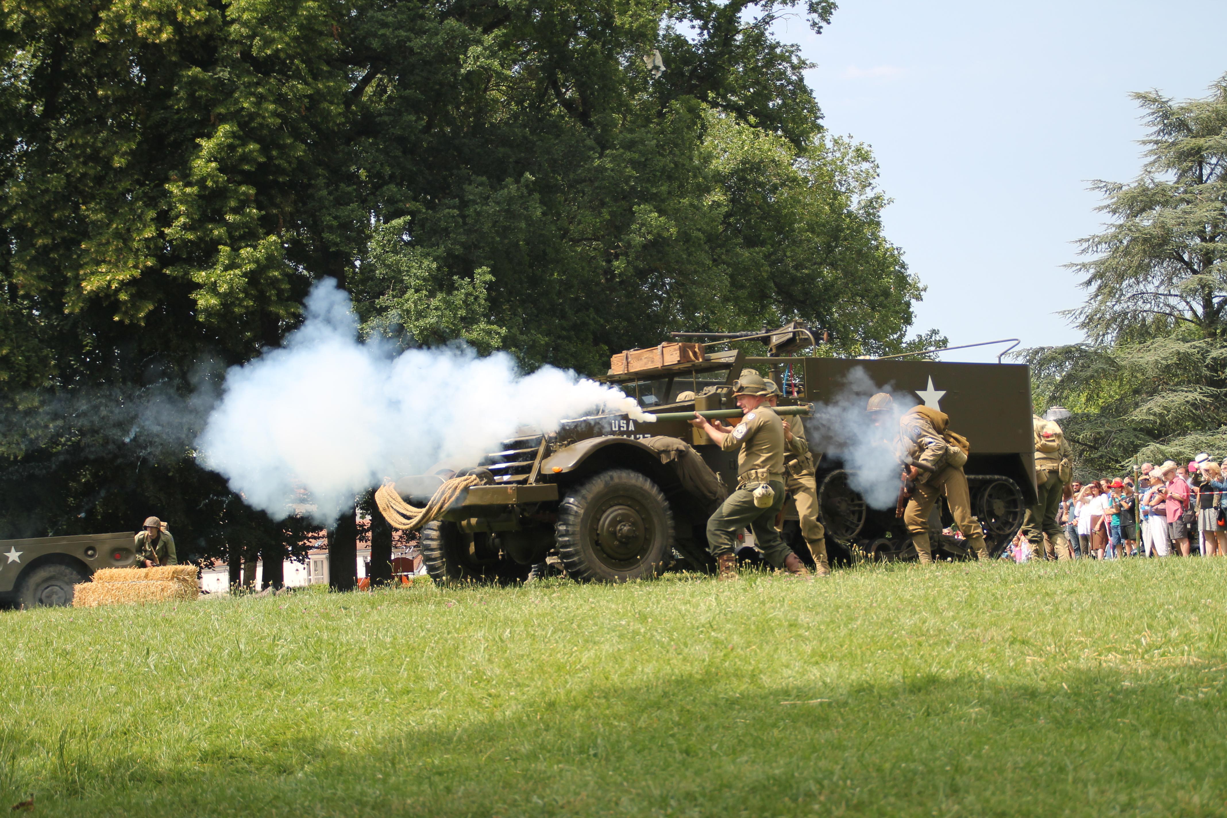 0027 Bazooka M1A1 79TH MEMORY GROUP
