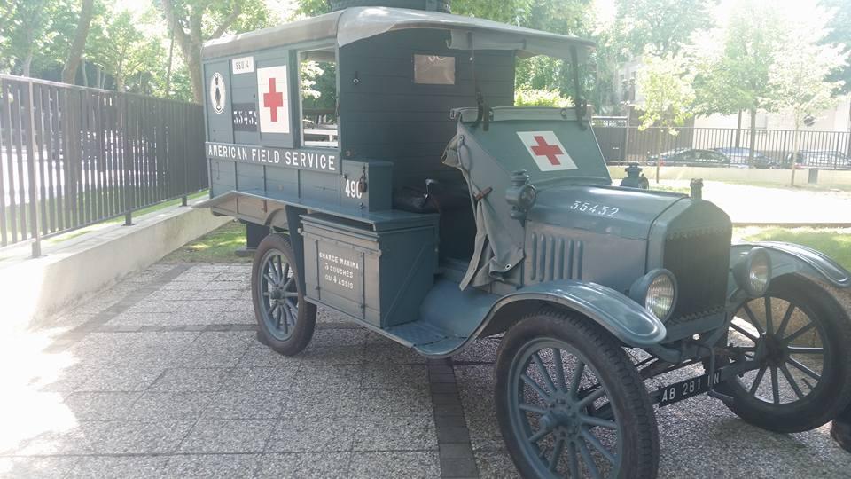 79TH M-G Hopital Americain de Paris