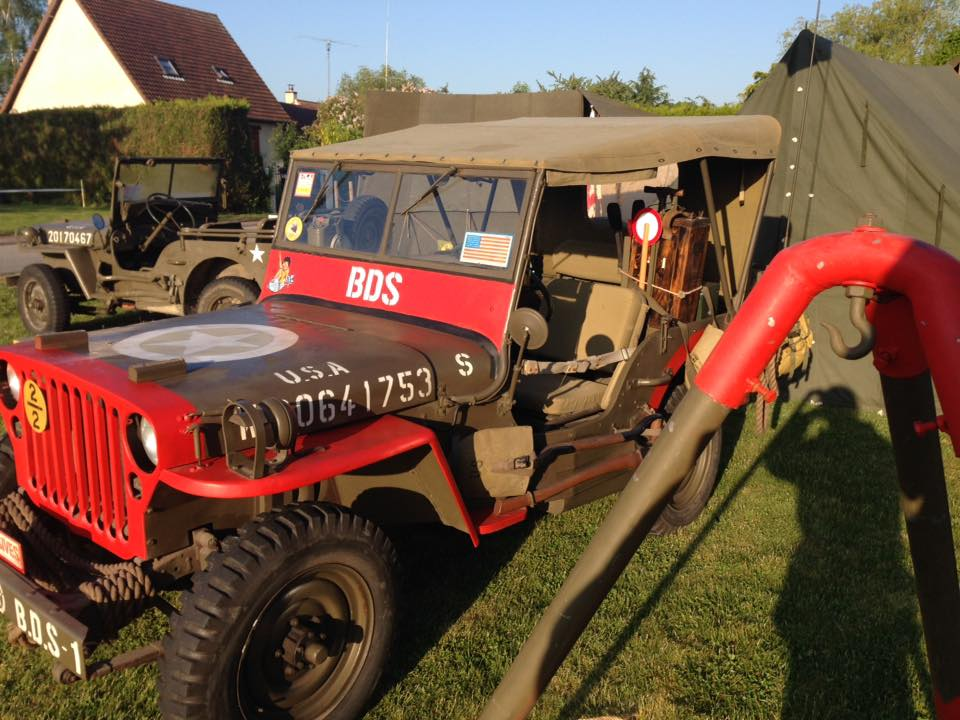 0015 jeeps deminage bds 79TH MEMORY GROU