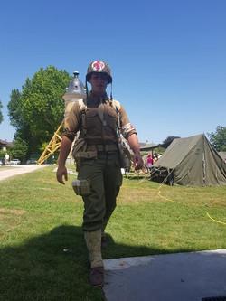 0015 Medic US 1944 79TH MEMORY GROUP