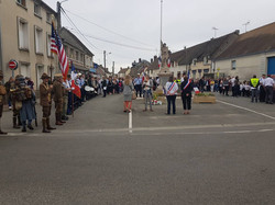 0016 Hommage aux morts 79TH MEMORY GROUP