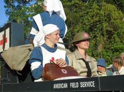 0012 American Field Service ww1 79TH MEM