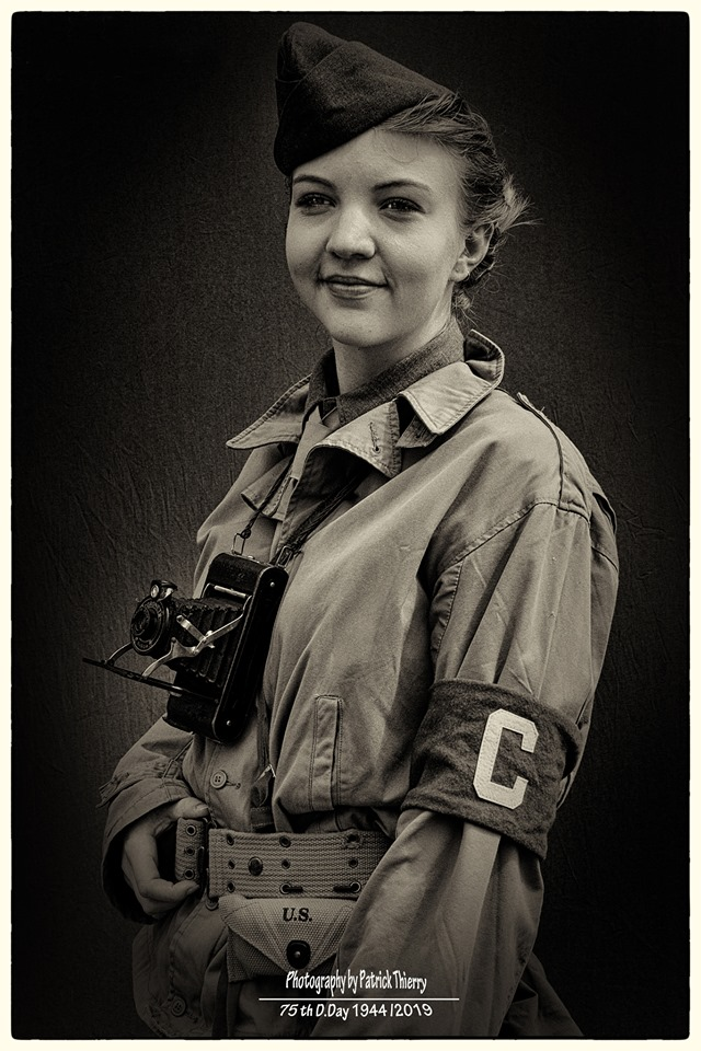 0001 Femmes pendant la guerre 79TH MEMOR