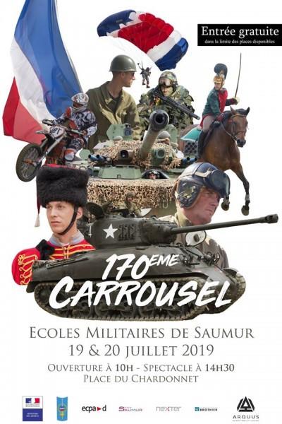 CARROUSEL DE SAUMUR(49) 20&21 JUILLET 2019