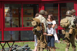 0025 Liesse liberation 1945 79TH MEMORY GROUP