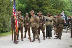 0005 Doughboys 1917 79TH MEMORY GROUP