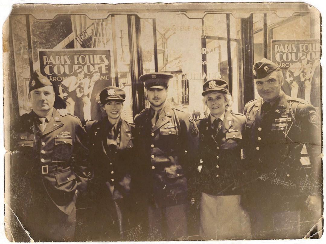 0004_Soldats_US_à_Paris_79TH_MEMORY_GROU