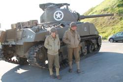 0025 M4 Sherman 79TH MEMORY GROUP