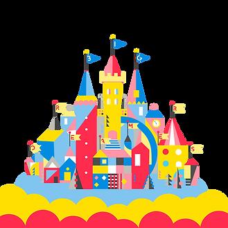 Big Dreamers castle final clouds [no bac