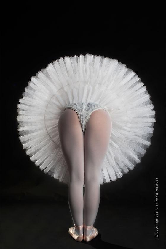 Baletní květina, ateliér