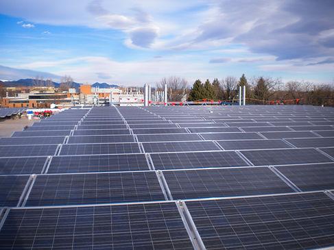 Denver Federal Center Bldg 20 Solar Arra