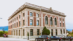 Mike Mansfield Federal Courthouse Butte