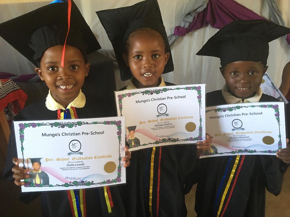 Our beautiful graduates