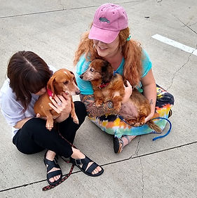 Cassey and Bear adopted.jpg