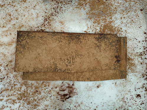 Plaques de chocolat cru 75% du Pérou, sucre de coco - 80 g