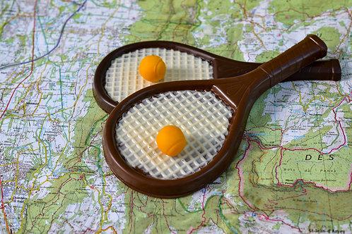 Raquette de tennis 23 cm