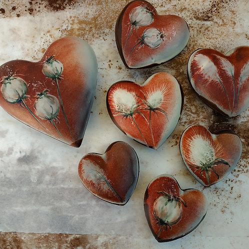 Cœurs garnis d'assortiment