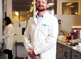 Growing crop protection innovator appoints new head of biology