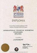 Международный диплом ICFM в Харькове