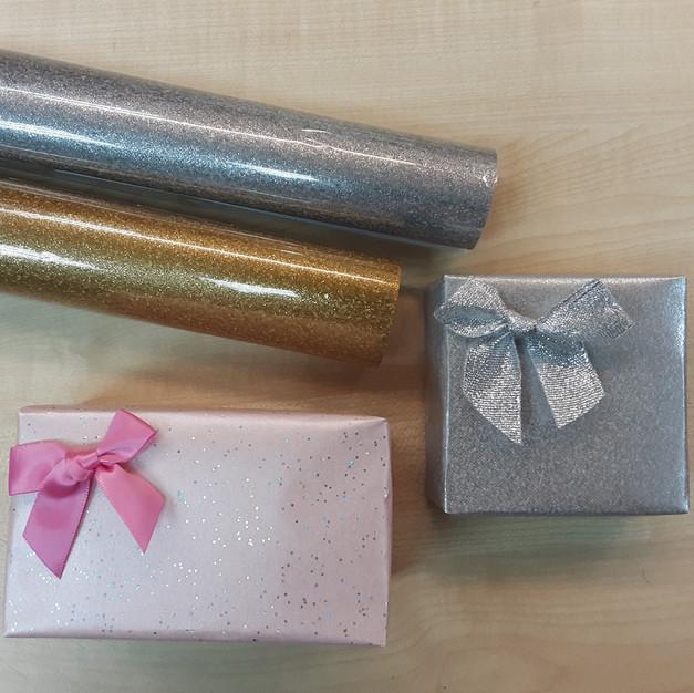 Vio-Glitter Paper