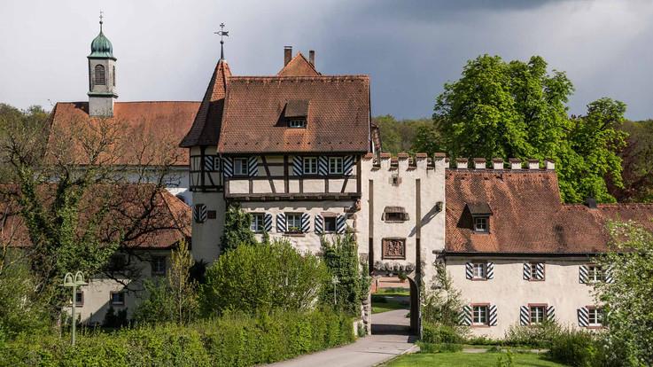 Torhaus Schloss Beuggen