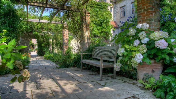In Parks und Gärten IV