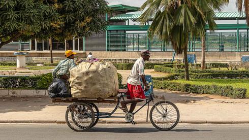 Transporte im Alltag